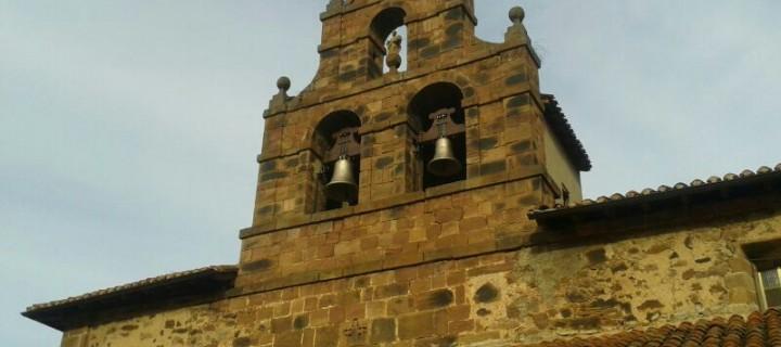 RESTAURADAS LAS CAMPANAS DE VALGAÑÓN – La Rioja