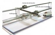 Sistema electrostático antipalomas. Sistemas antiaves. Sistema Maxi.