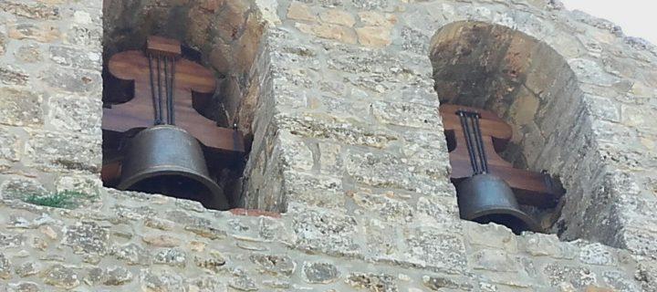 Restauración de las campanas de Ventosa de Fuentepinilla – Junio 2016